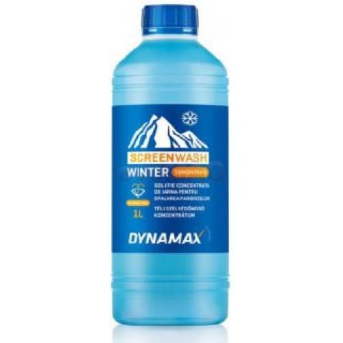 Lichid parbriz iarna concentrat Dynamax -20°C 1L