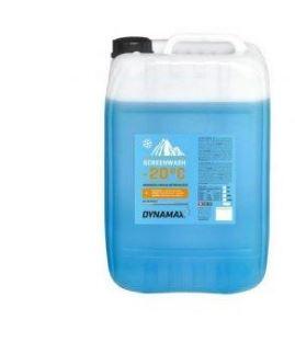 Lichid parbriz iarna concentrat Dynamax -20°C 25L