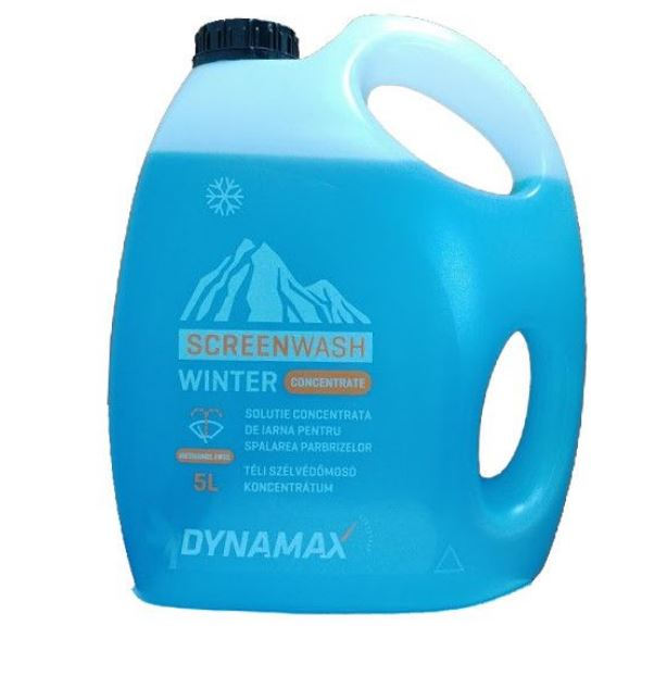 Lichid parbriz iarna Dynamax 5L -21°C
