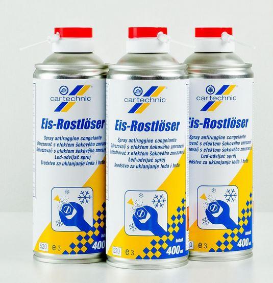 Spray degripant auto Cartechnic Ice 400ml