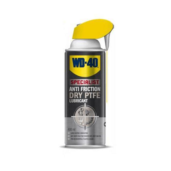 Spray lubrifiant auto WD-40 Specialist PTFE 400ml