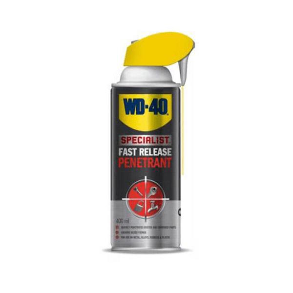Spray lubrifiant auto WD-40 Specialist Fast Release 400ml