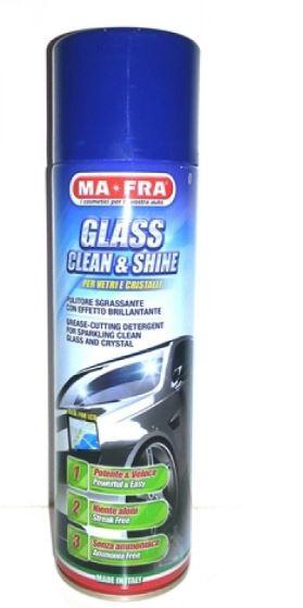 Solutie curatare geamuri Mafra 500ml
