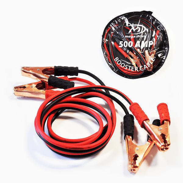 Cabluri de pornire Mega Drive 500A 2,5m