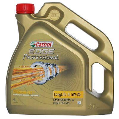 Ulei motor Castrol Edge Professional LL III 5W30 4L