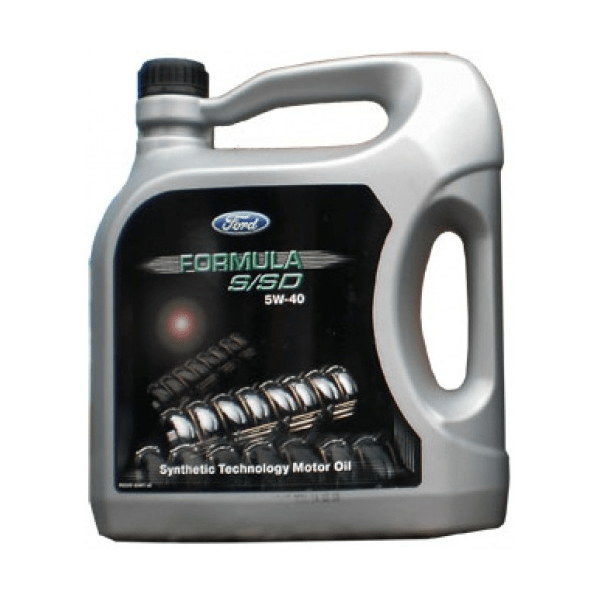 Ulei motor Ford Formula S/SD 5W40 5L