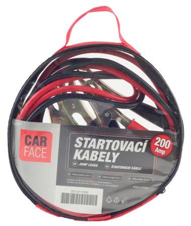 Cabluri de pornire Carface 200A 2,5m D6mm