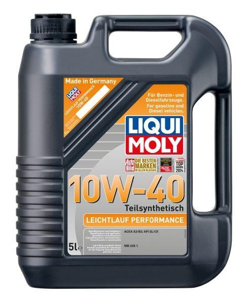 Ulei motor Liqui Moly Leichtlauf Performance 10W40 5L