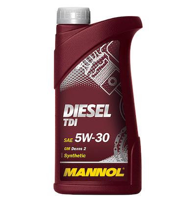 Ulei motor Mannol Diesel TDI 5W30 1L