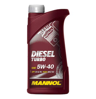 Ulei motor Mannol Diesel Turbo 5W40 1L