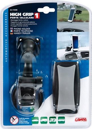 Suport telefon auto Lampa High Grip