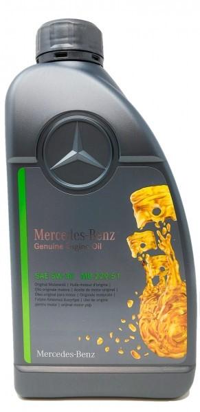 Ulei motor Mercedes-Benz 229.51 5W30 1L