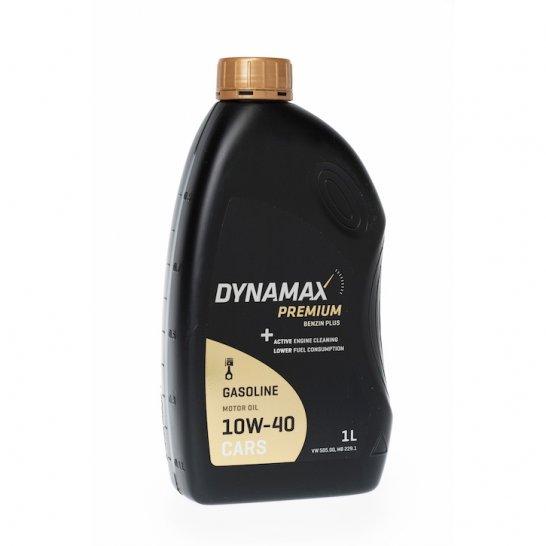 Ulei motor Dynamax Benzin Plus 10W40 1L