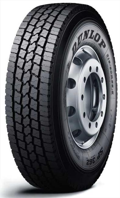 Anvelopa Iarna Dunlop SP362 315/80R22.5 156/154K/L