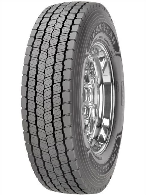 Anvelopa Iarna Goodyear ULTRA GRIP COACH 295/80R22.5 154/149M