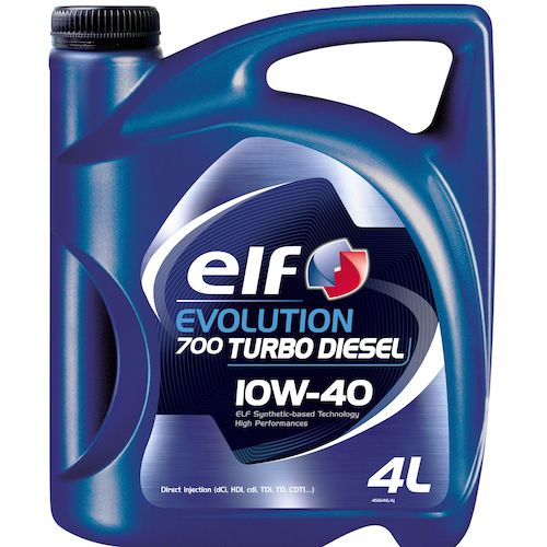 Ulei motor Elf Evolution 700 Turbo Diesel 10W40 4L
