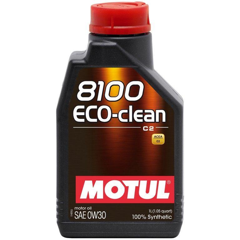 Ulei motor Motul 8100 Eco-Clean 0W30 1L