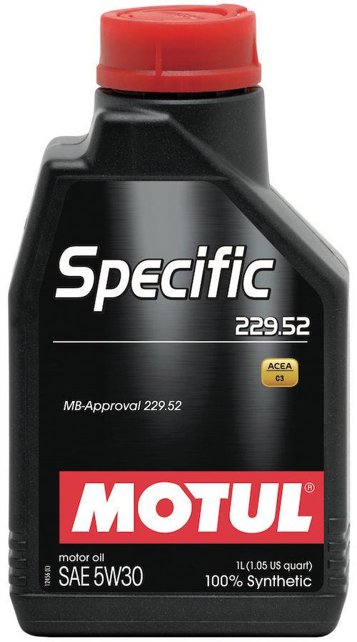 Ulei motor Motul Specific 229.52 5W30 1L