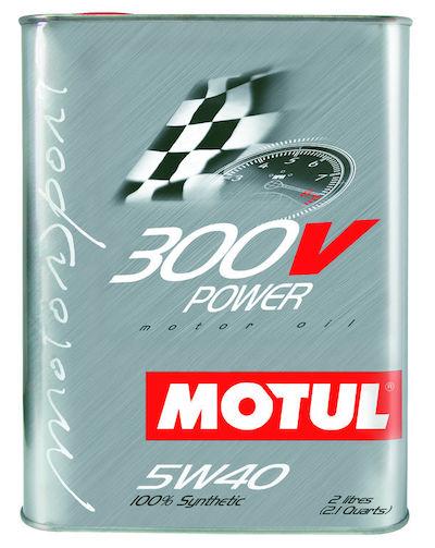 Ulei motor Motul 300V Power 5W40 2L