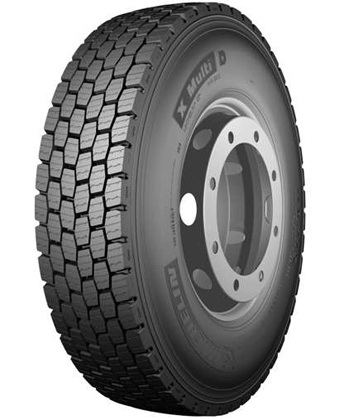 Anvelopa Vara Michelin X MULTI D 225/75R17.5 129/127M