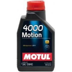 Ulei motor Motul 4000 Motion 15W40 1L
