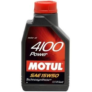 Ulei motor Motul 4100 Power 15W50 1L
