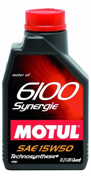 Ulei motor Motul 6100 Synergie 15W50 1L