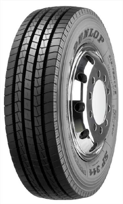 Anvelopa Vara Dunlop SP344 205/75R17.5 124/122M