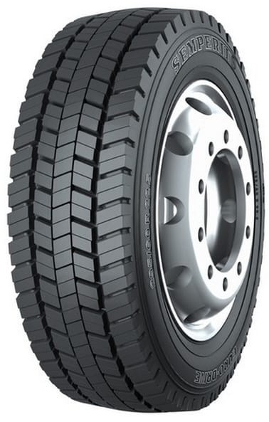 Anvelopa Vara Semperit M470 205/75R17.5 124/122M