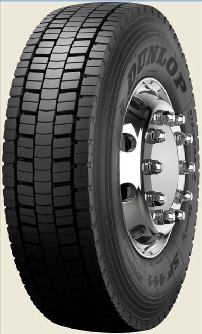 Anvelopa Vara Dunlop SP444 205/75R17.5 124/122M