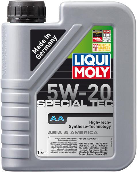 Ulei motor Liqui Moly Special Tec AA 5W20 1L