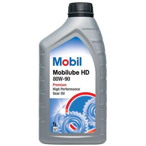 Ulei cutie viteze manuala Mobil Mobilube HD 80W90 1L