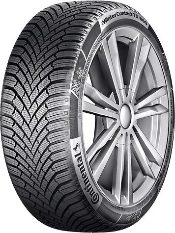 Anvelopa Iarna Continental WINTCONTACT TS 860 195/65R15 91T