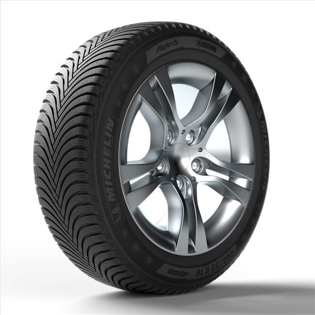 Anvelopa Iarna Michelin ALPIN 5 195/65R15 91T