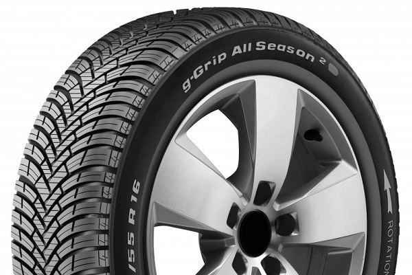 Anvelopa All weather BFGoodrich G-GRIP ALL SEASON2 195/55R15 85H