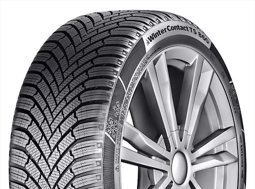 Anvelopa Iarna Continental WINTCONTACT TS 860 185/65R15 88T