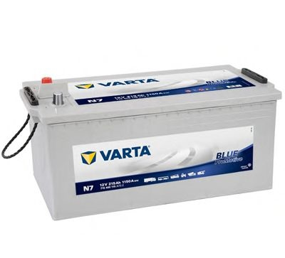 Baterie camion Varta N7 Promotive Blue 215Ah 12V 715400115A732