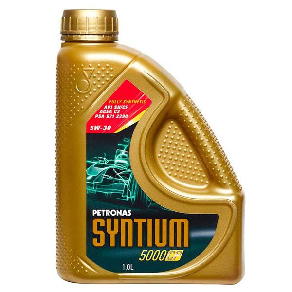 Ulei motor Petronas Syntium 5000 CP 5W30 1L