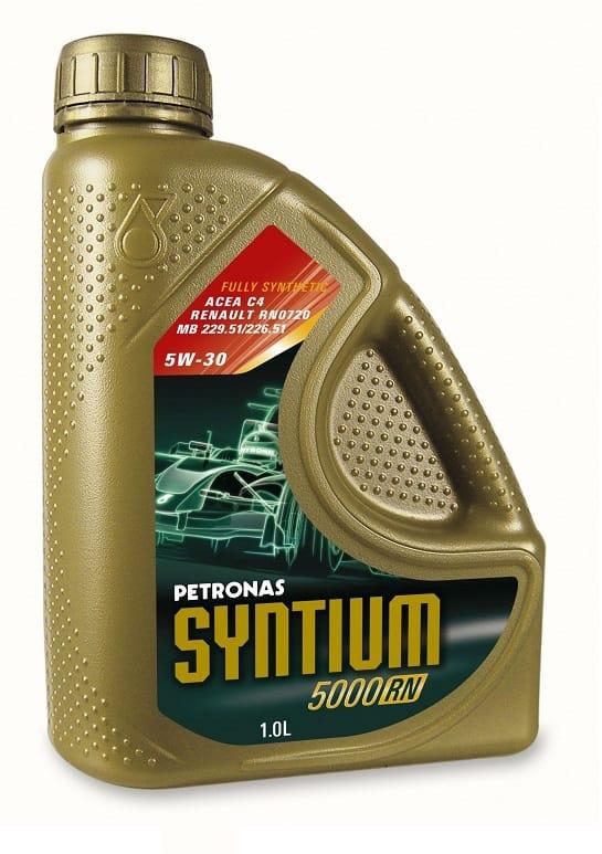 Ulei motor Petronas Syntium 5000 RN 5W30 1L