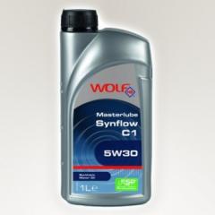 Ulei motor Wolf Masterlube Synflow C1 5W30 1L