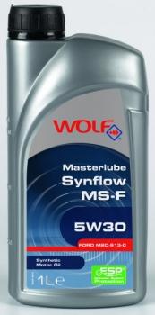 Ulei motor Wolf Masterlube Synflow MS-F 5W30 1L