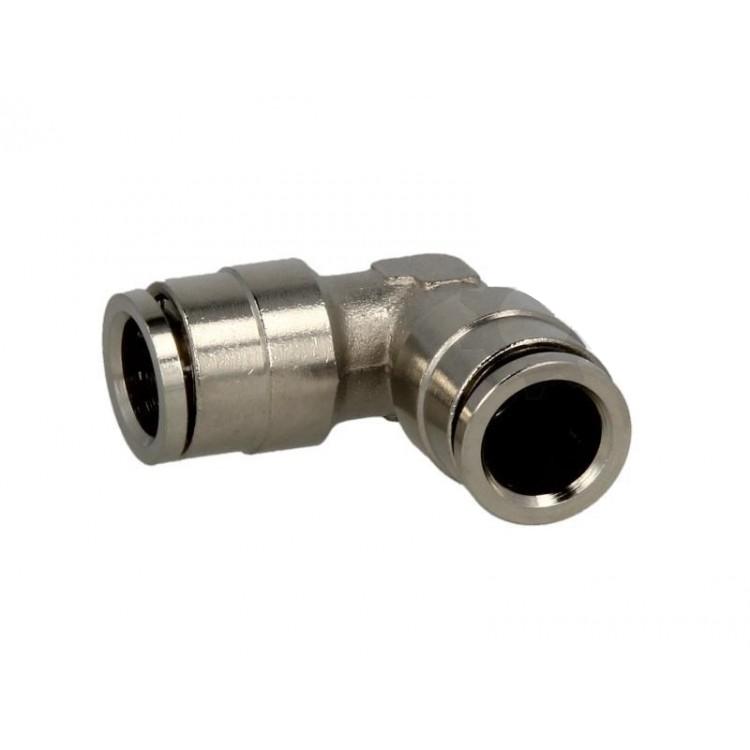 Conector auto metal Borg-Hico 6mm