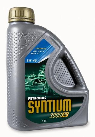 Ulei motor Petronas Syntium 3000  AV 5W40 1L