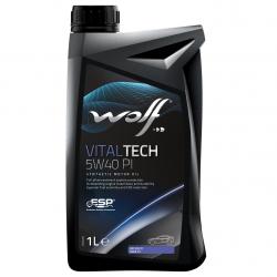 Ulei motor Wolf VitalTech 5W40 PI 1L