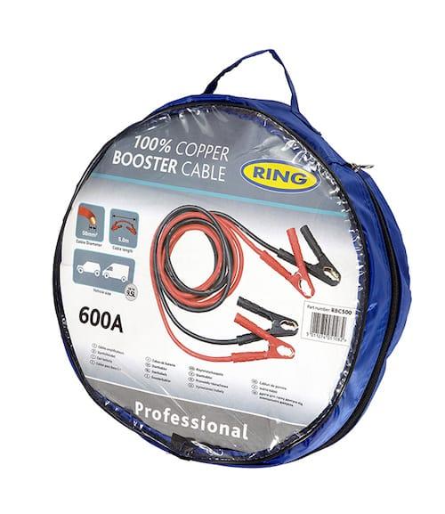 Cabluri pornire Ring 600A 5m