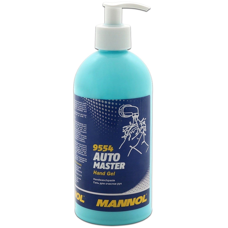 Gel curatare maini Mannol Auto Master 500ml