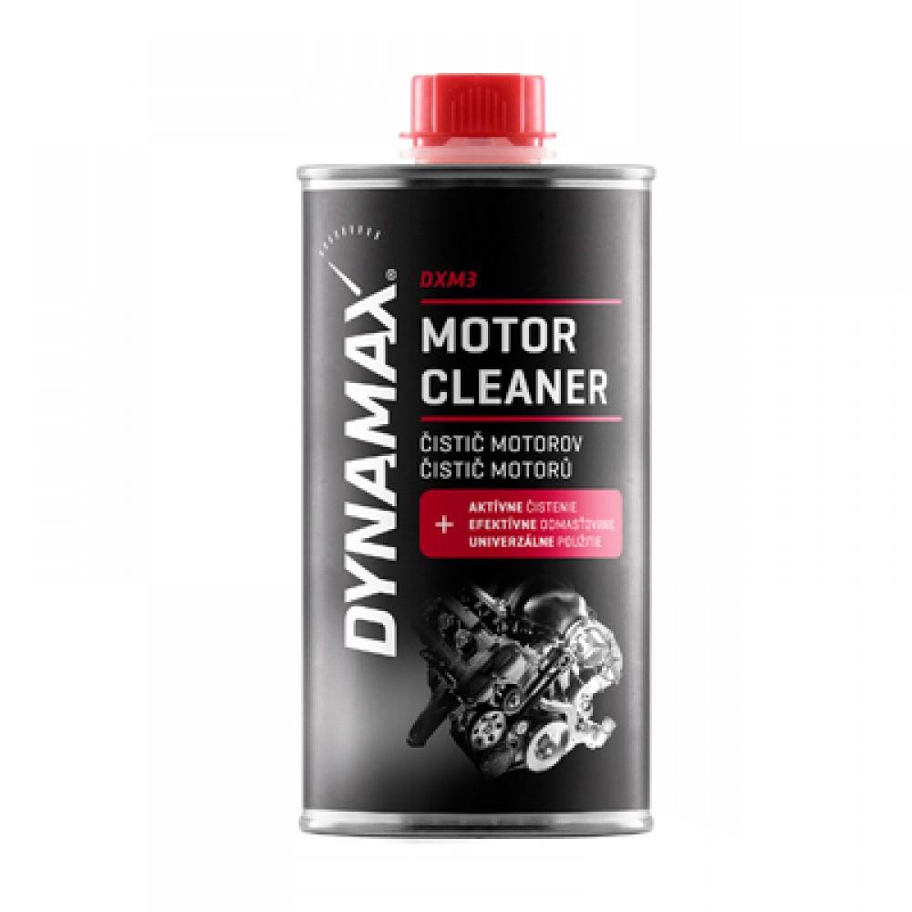 Solutie curatare motor  Dynamax 500ml