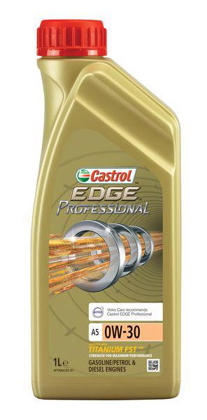 Ulei motor Castrol Edge Professional A5 Volvo 0W30 1L
