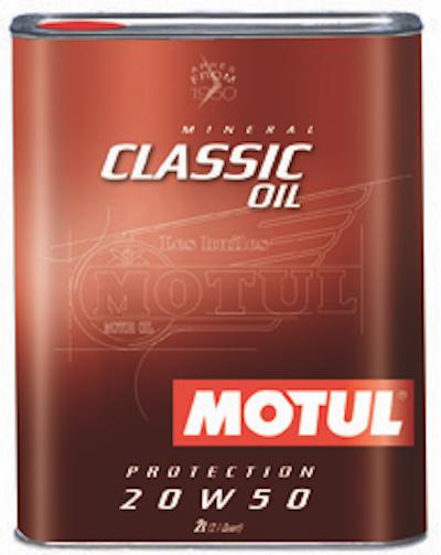 Ulei motor Motul Classic 20W50 2L