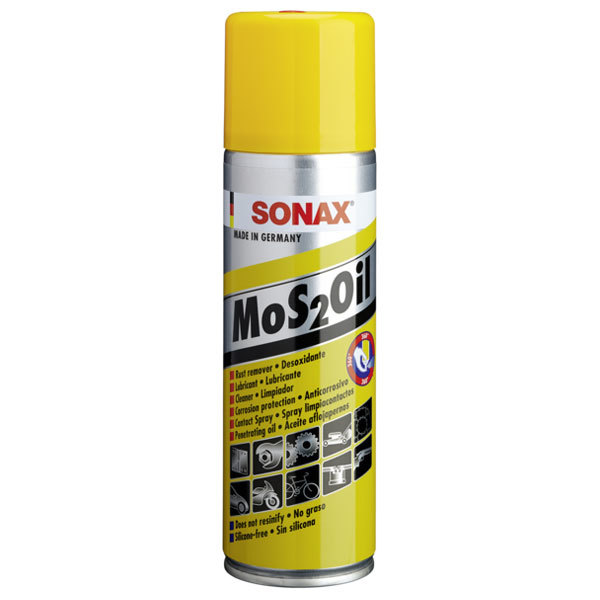 Spray lubrifiant auto Sonax multifunctional 300ml
